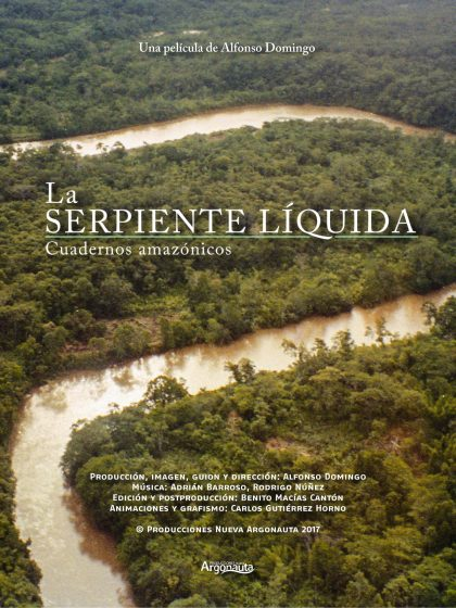 cartel serpiente líquida
